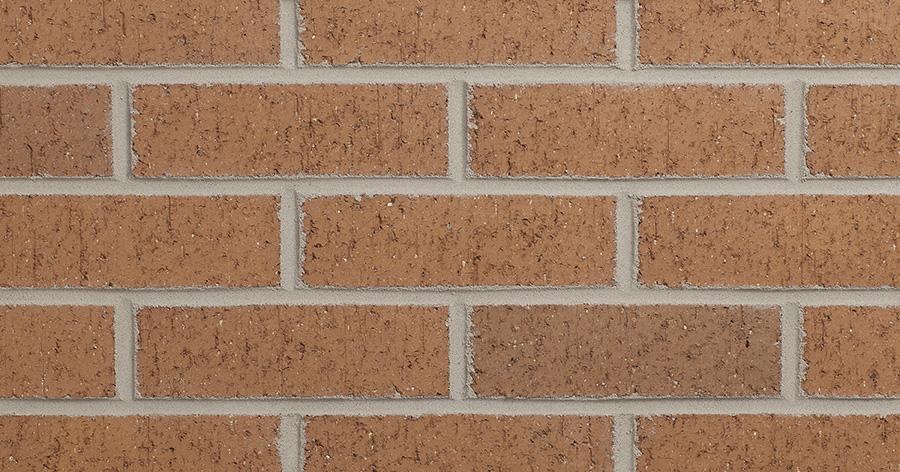 """Salmon Velour Thin Brick 1/2"""""""