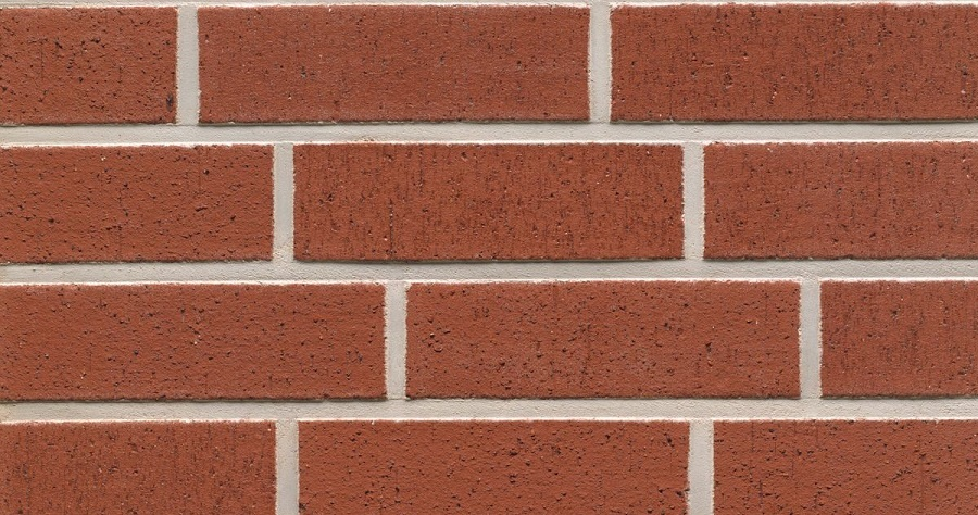 401 Classic Red Velour Thin Brick 9/16""