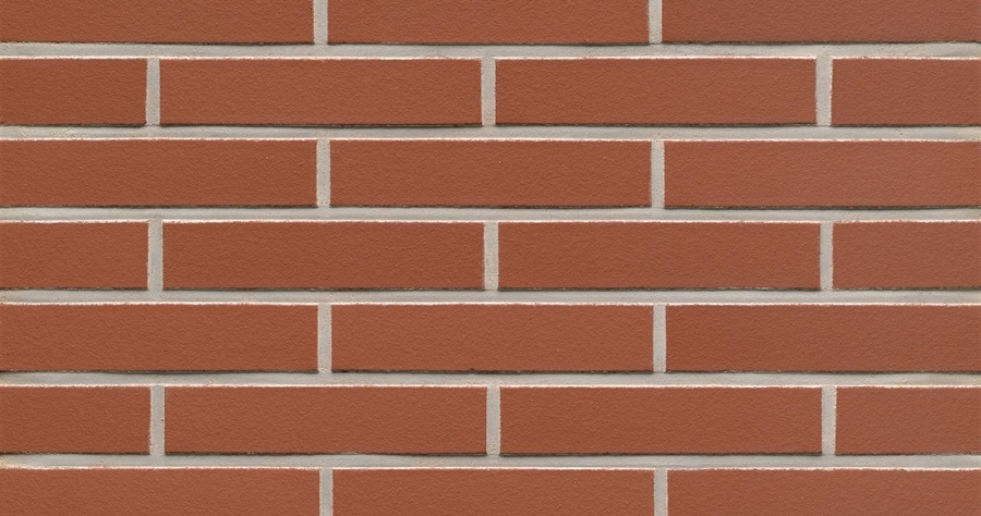 400 Classic Red Smooth Thin Brick