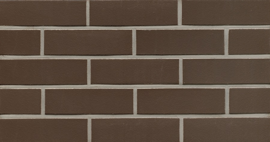 """500 Classic Brown Smooth Thin Brick 9/16"""""""