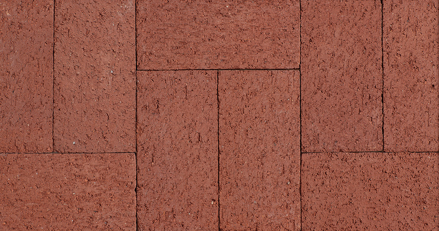 EDL Red Paver