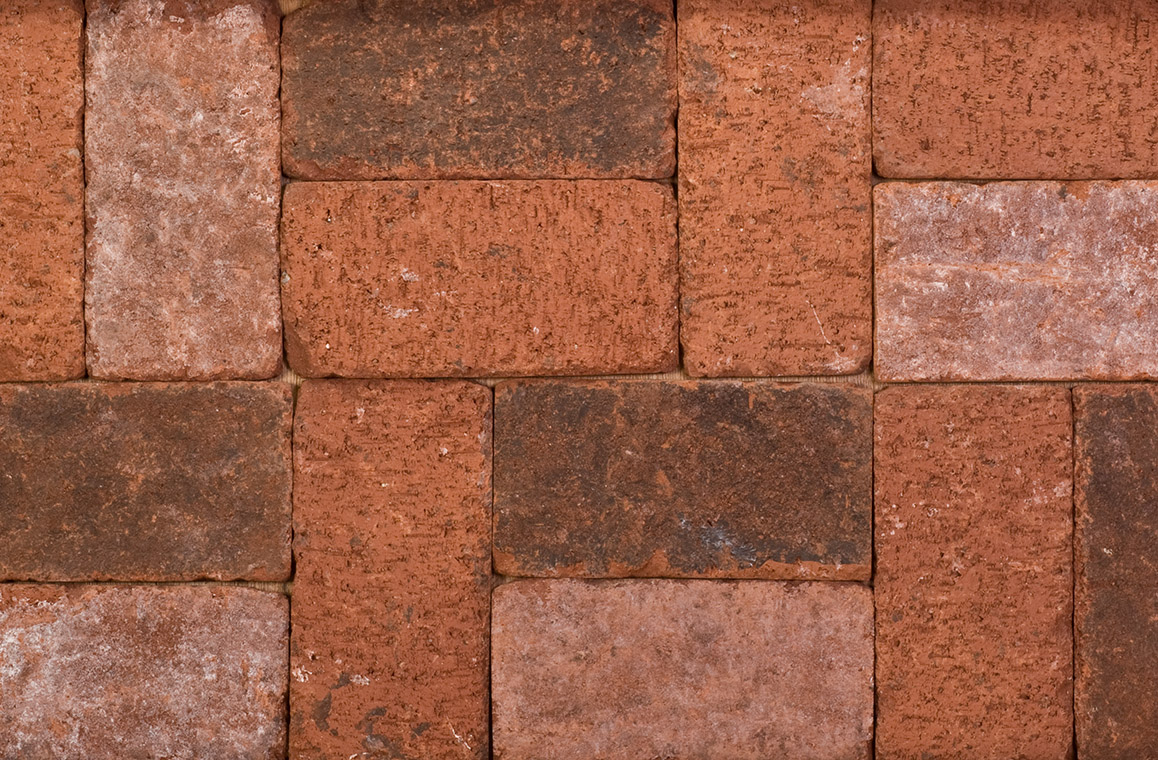 Canal Street Red Paver