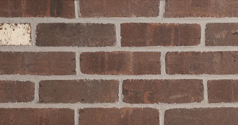 """Caledonia Classic Thin Brick 1/2"""""""