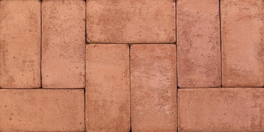 Rose Red Range 4x8 Paver