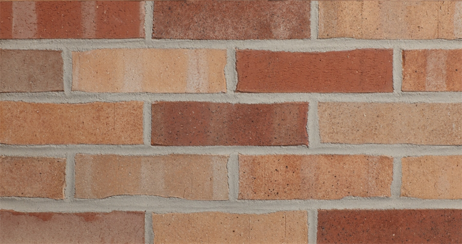 50/50 Commons Blend Thin Brick 3/4""