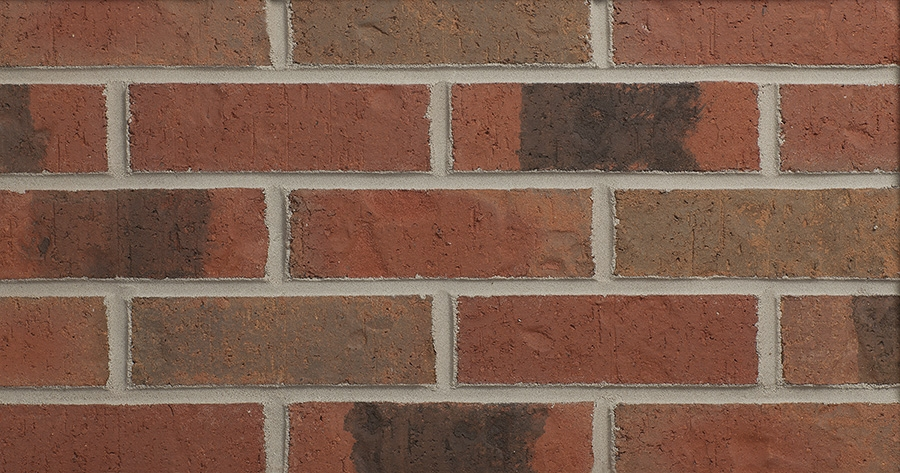 Quantico Rose Thin Brick 1/2""