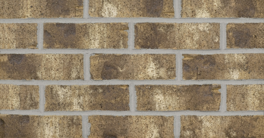 """St. Augustine Thin Brick 1/2"""""""