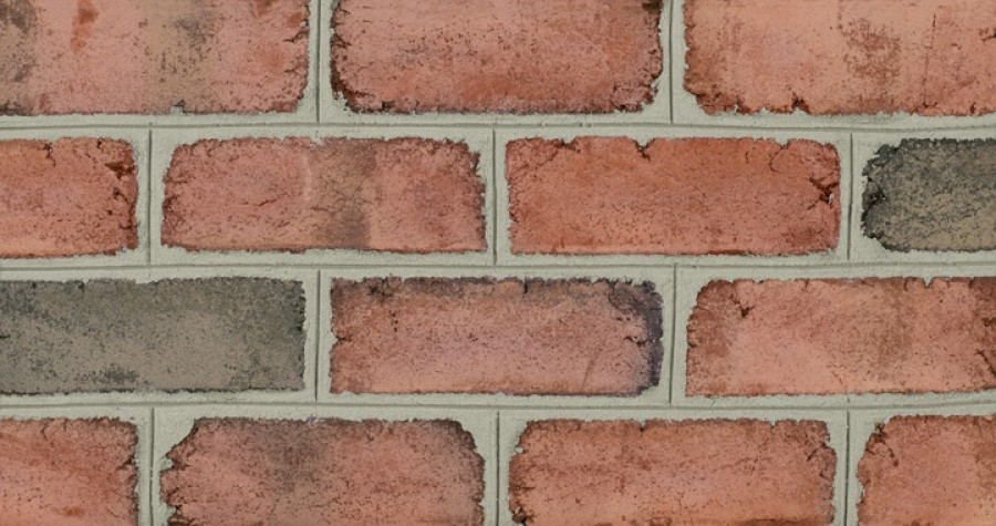"Danish ""1776"" Thin Brick 3/4"""
