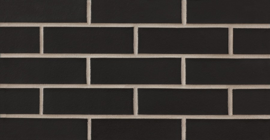 Black Pearl Smooth Thin Brick