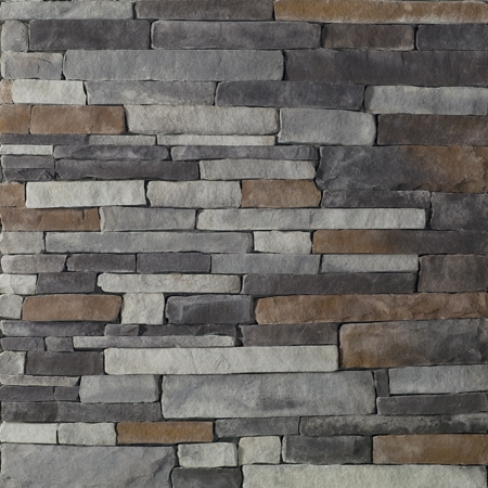 Chisel Gray Stackstone