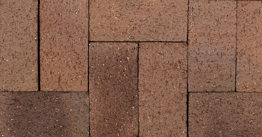 Flashed Cocoa Paver