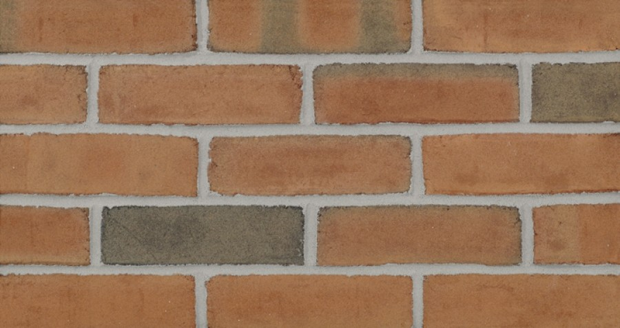 26-HB Flashed Thin Brick