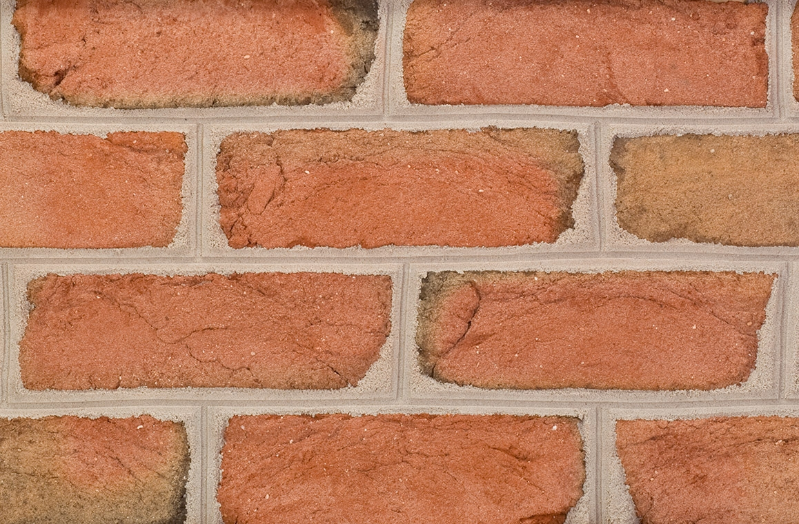 Rose Full Range Handmade Thin Brick