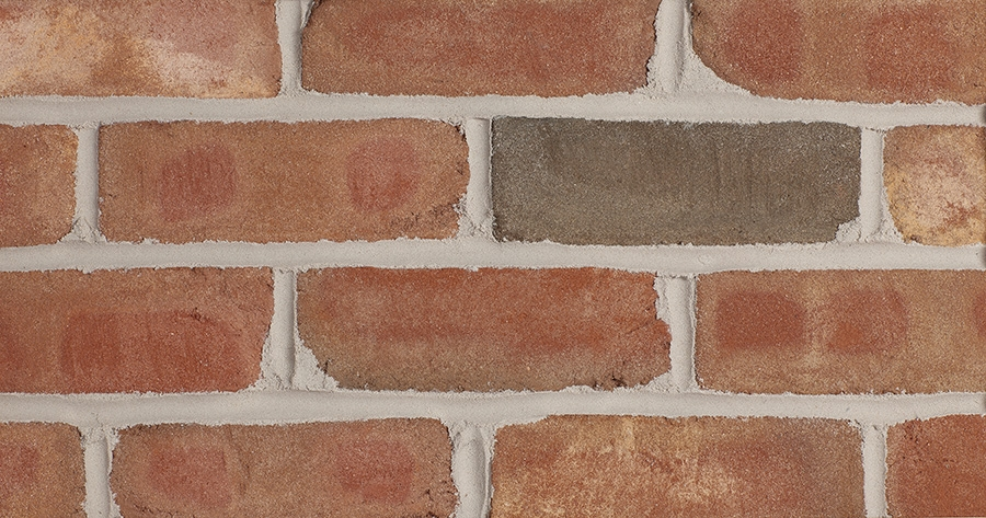 """Belgium Handmade Thin Brick 1"""""""