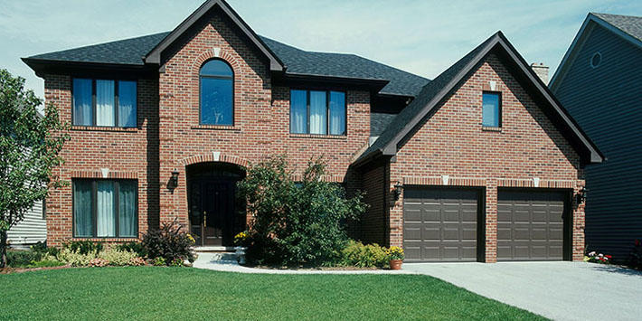 Brick Home with Summerset