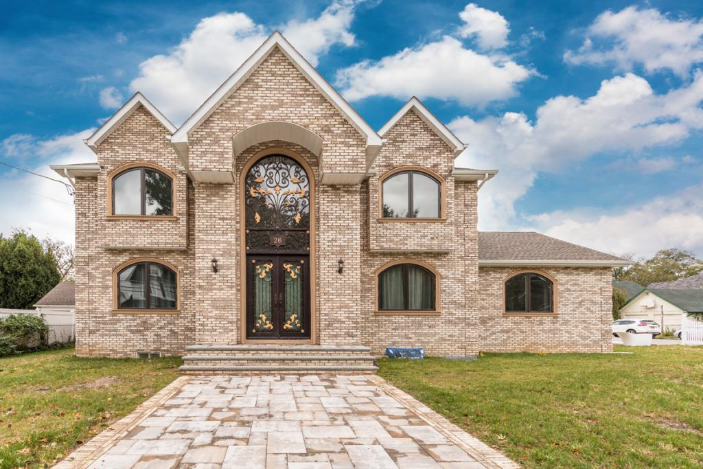 Brick Home with Silverbrook