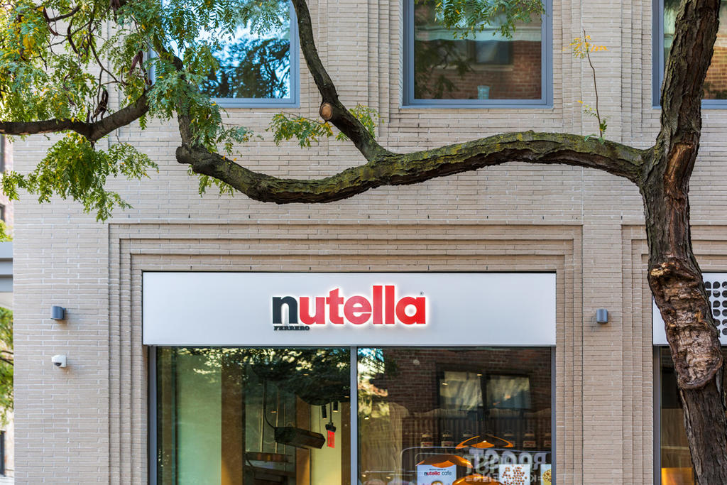 Nutella Building
