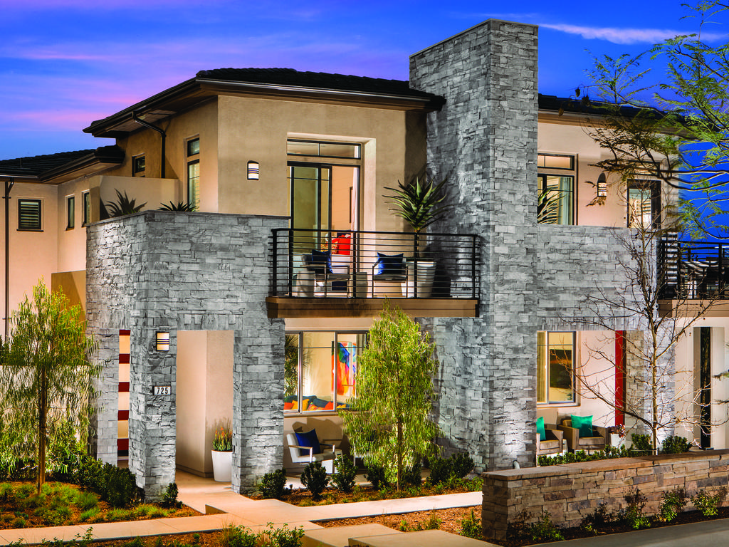Stone Home with Nirvana Craft Split Modular