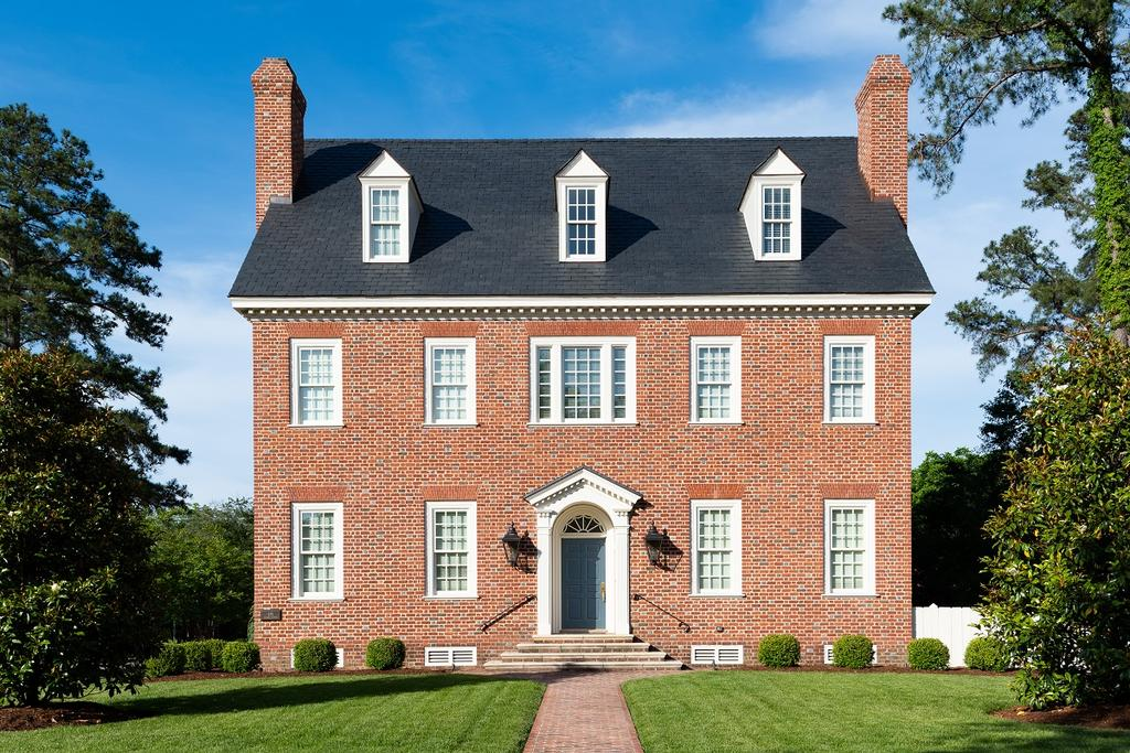 Brick Home With Virginia Handmade