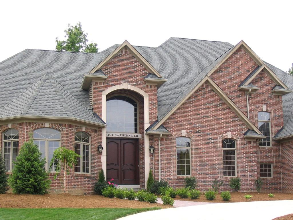 Brick Home With Allegheny Handcraft
