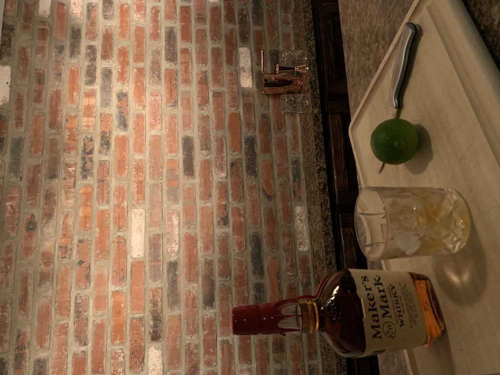Bar Accent Wall