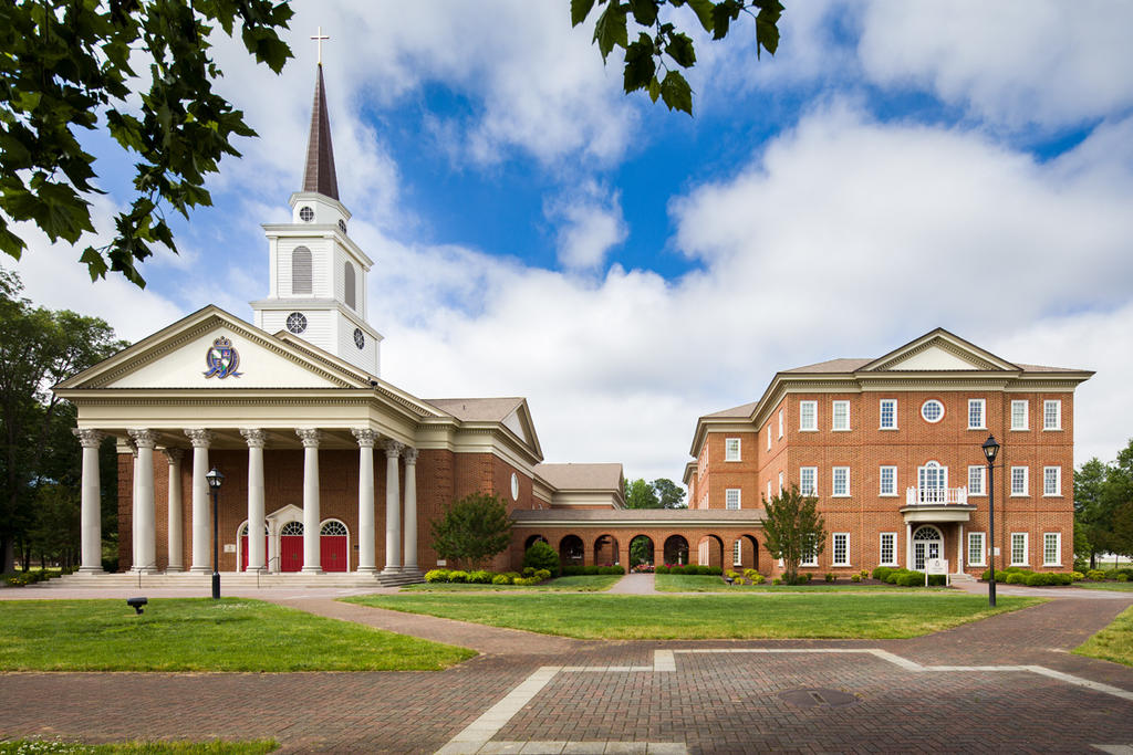 Regent University Chapel and School of Divinity