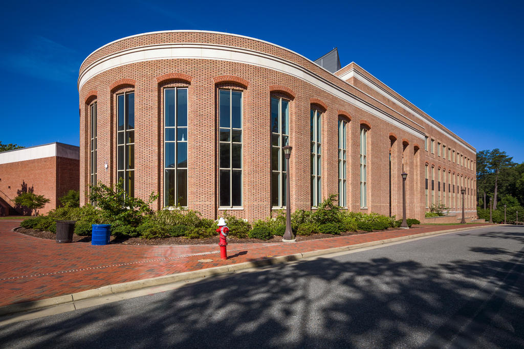 College of William & Mary Integrated Science Center