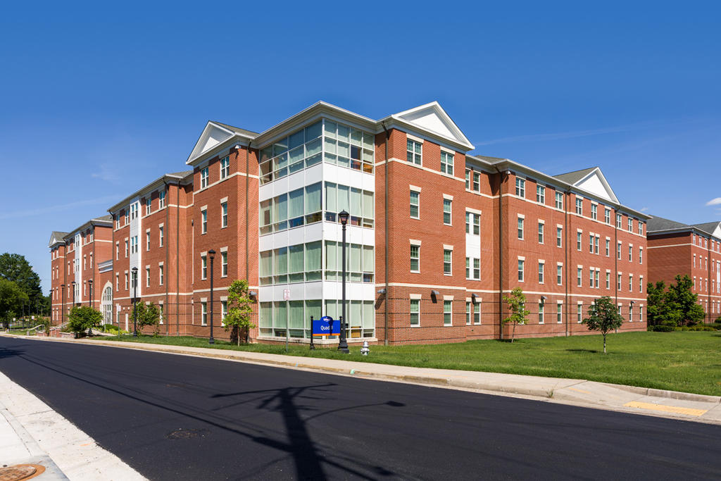 Virginia State University Quad II Residence Hall