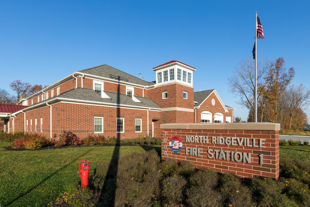 North Ridgeville Fire Station