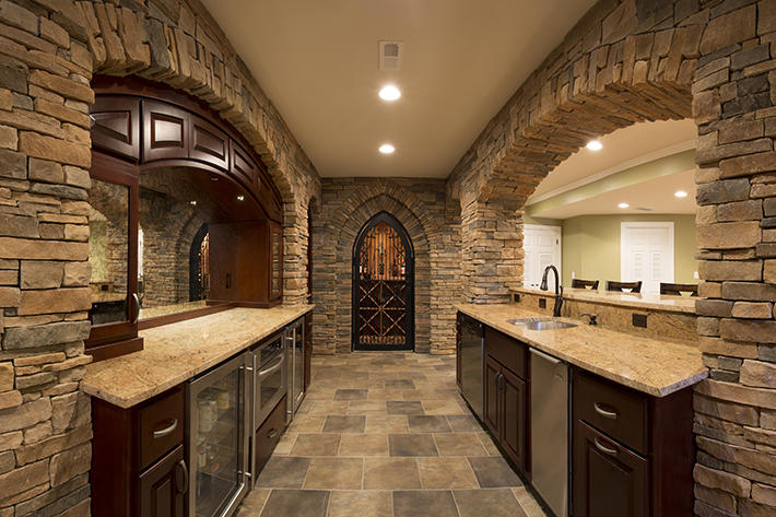 Stone Bar & Wine Cellar