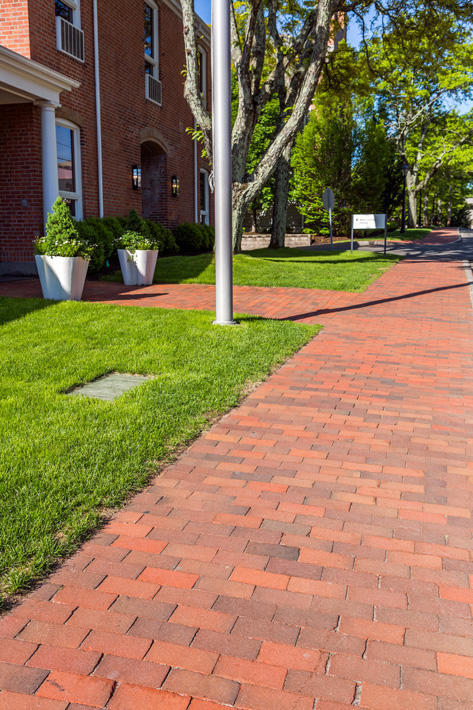 New Canaan Streetscape