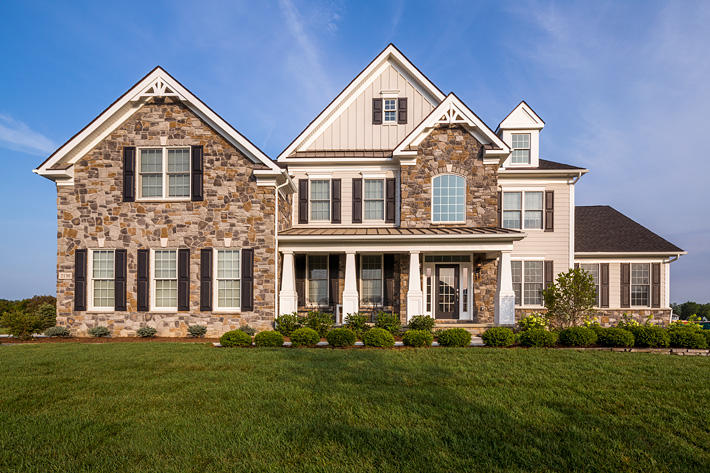 Stone Home with Lancaster Fieldledge
