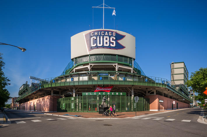 Wrigley Field Project
