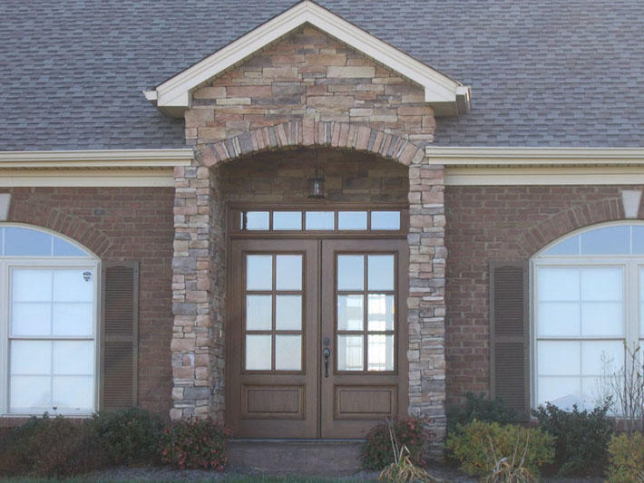 Stone Home with Prestige Stackstone